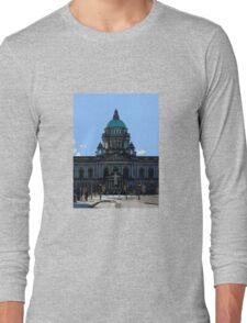 Belfast City Hall Long Sleeve T-Shirt