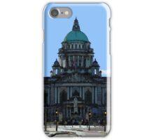 Belfast City Hall iPhone Case/Skin