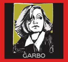 Greta Garbo 1920s Portrait  Kids Clothes