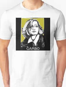 Greta Garbo 1920s Portrait  Unisex T-Shirt