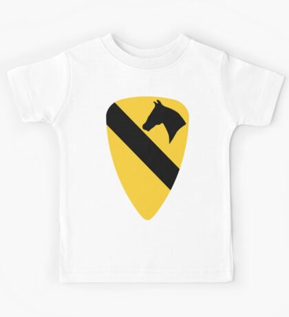 1st Cavalry Division Kids Tee