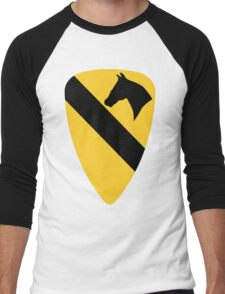1st Cavalry Division Men's Baseball ¾ T-Shirt