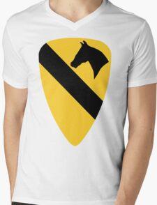 1st Cavalry Division Mens V-Neck T-Shirt
