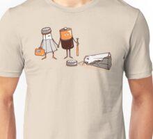 Assault and Battery Love Story | Funny Cute Cartoon Unisex T-Shirt