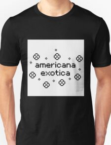 americana exotica (white) Unisex T-Shirt