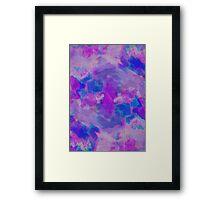 Cool ink Framed Print