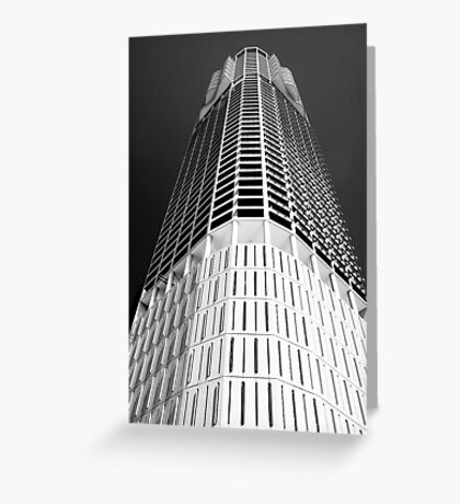 Skyscraper Greeting Card