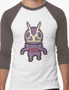 Shadow Sneak Men's Baseball ¾ T-Shirt