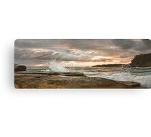 Jenny Dixon Beach - Panorama Canvas Print