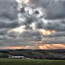 Cornish sundown. by Tigersoul