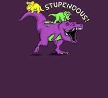 Stupendous! | Funny 90s Pop Culture Barney and Friends Dinosaur Unisex T-Shirt