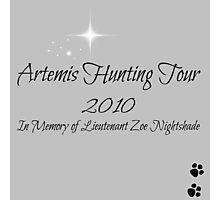 Artemis Hunting Tour 2010 Photographic Print