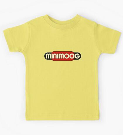 Vintage Minimoog Synth Kids Tee