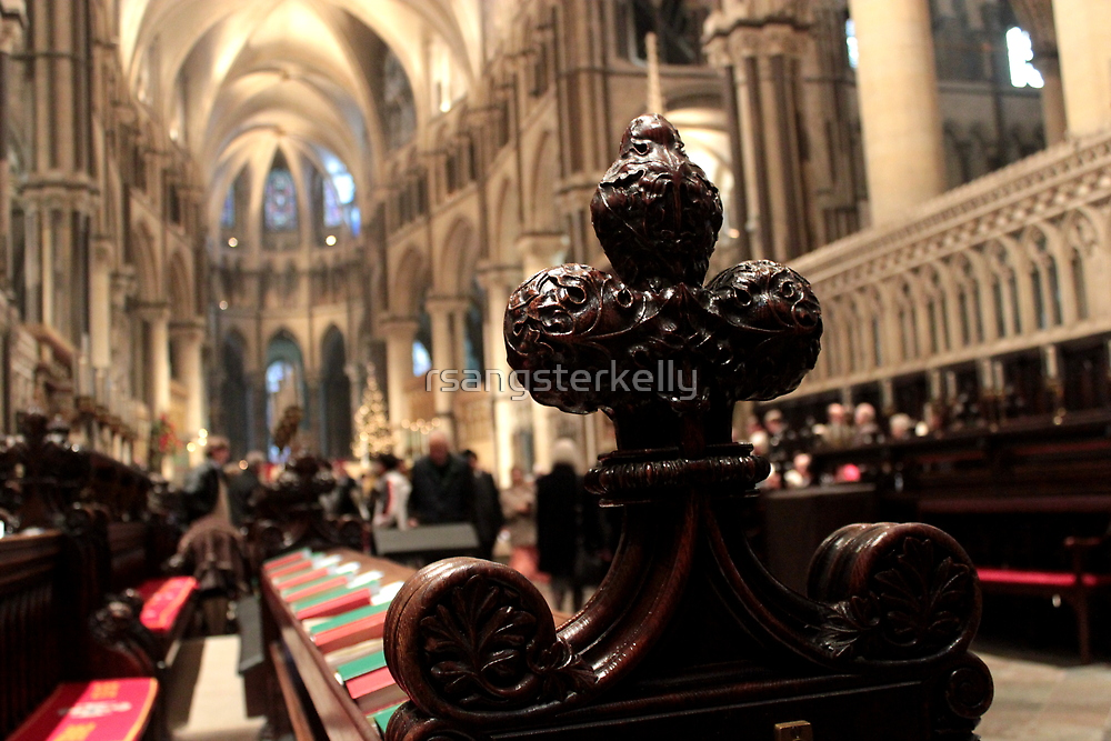 The Quire by rsangsterkelly