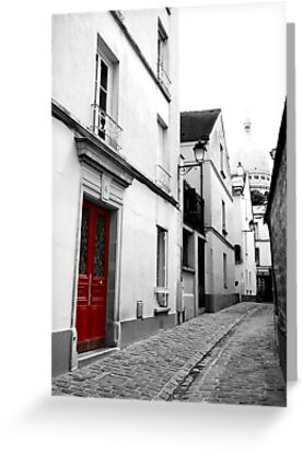 The Red Door by Elizabeth Tunstall
