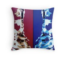 Diptych Throw Pillow