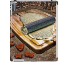 Steamer Cookies iPad Case/Skin
