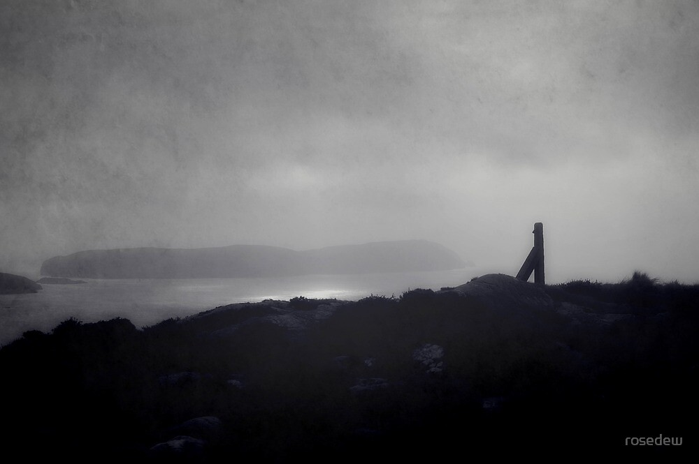 A View to Sea by ROSE DEWHURST