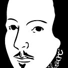 Black & White Shakespeare by Sally McLean
