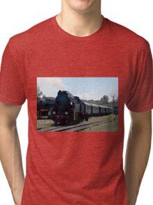 Sentimental journey Tri-blend T-Shirt