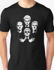 Whovian Rhapsody Unisex T-Shirt