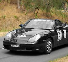 Porsche Boxter - 2003 by Geoffrey Higges