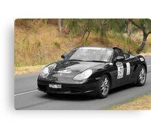 Porsche Boxter - 2003 Canvas Print