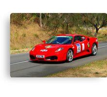 Ferrari F430 F1 - 2005 Canvas Print