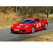 Ferrari F430 F1 - 2005 Photographic Print