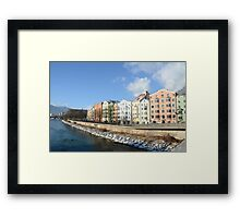 Beauty of Innsbruck Framed Print