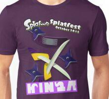 Splatfest Team Ninjas v.3 Unisex T-Shirt
