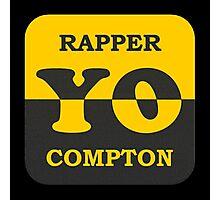Cool Rapper Compton Photographic Print