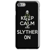 Slyther On iPhone Case/Skin