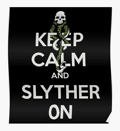 Slyther On Poster
