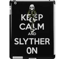 Slyther On iPad Case/Skin