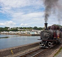Porthmadog and the Ffestiniog Railway 2 by John Kiely