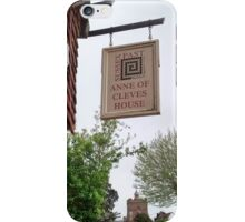 Anne of Cleaves House iPhone Case/Skin