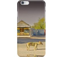 The Last to Leave iPhone Case/Skin