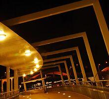 Brisbane Angular Walkway by voir