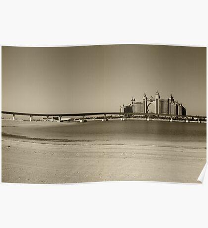 Atlantis, Dubai, UAE  Poster