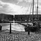 Albert Dock by Chris Cardwell