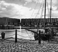 Albert Dock by Chris Cardwell