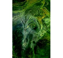Abstract Horse Photographic Print