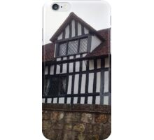 Tudor House - Anne of Cleaves House iPhone Case/Skin