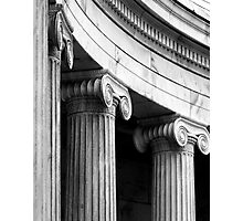 Classical details 2 Photographic Print