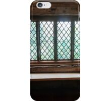 Stained Glass Window - Anne of Cleaves House iPhone Case/Skin