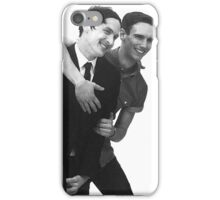 Nygmobblepot iPhone Case/Skin