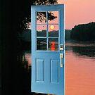 The portal to zen living by Susan Ringler