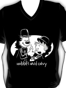 Hobbel and Calvy T-Shirt