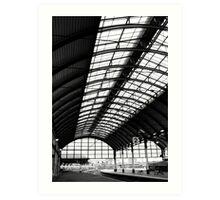 Hull Station Art Print